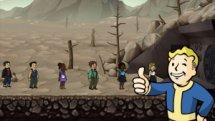 Fallout Shelter Announcement Trailer Thumbnail
