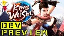 King of Wushu E3 Dev Preview E3 2015 MOBA Snail Games