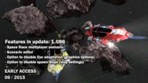 Space Engineers Update 01.086 Overview Video Thumbnail