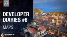 World of Warships Developer Diaries #6: Maps Video Thumbnail