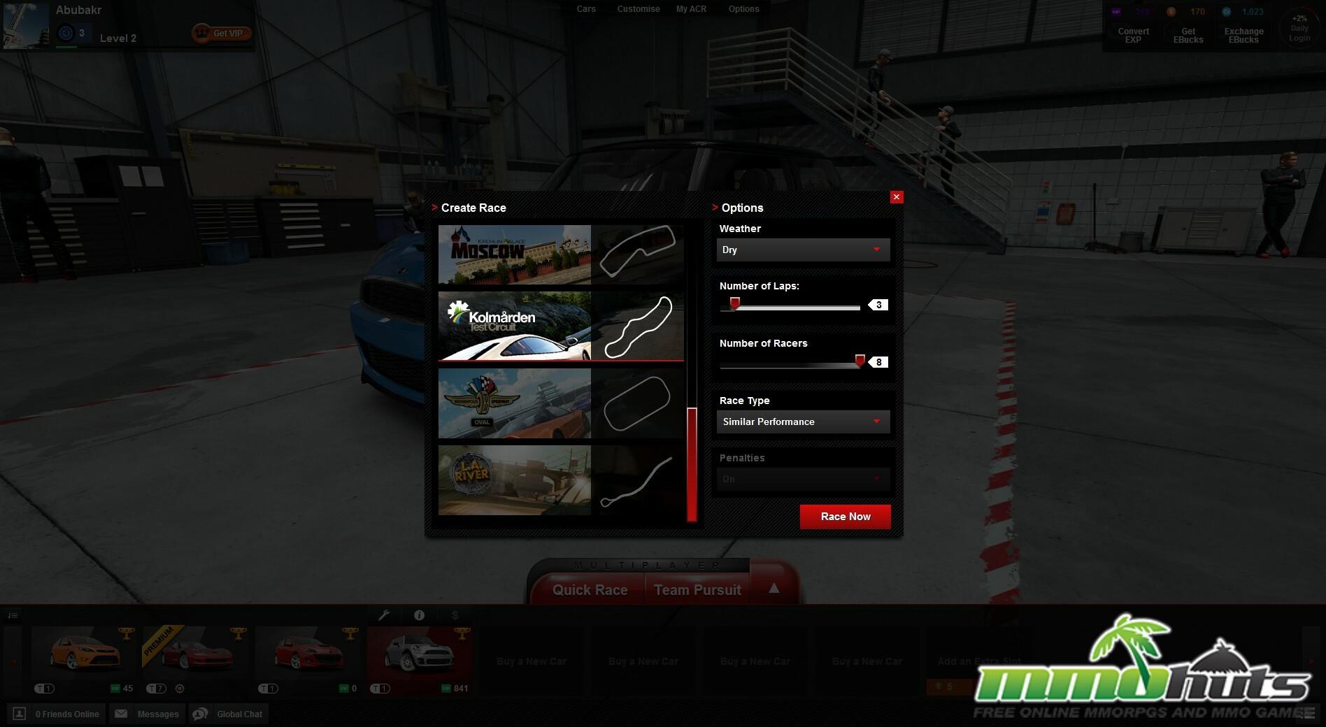 Auto Club Revolution Beta Impressions 2015