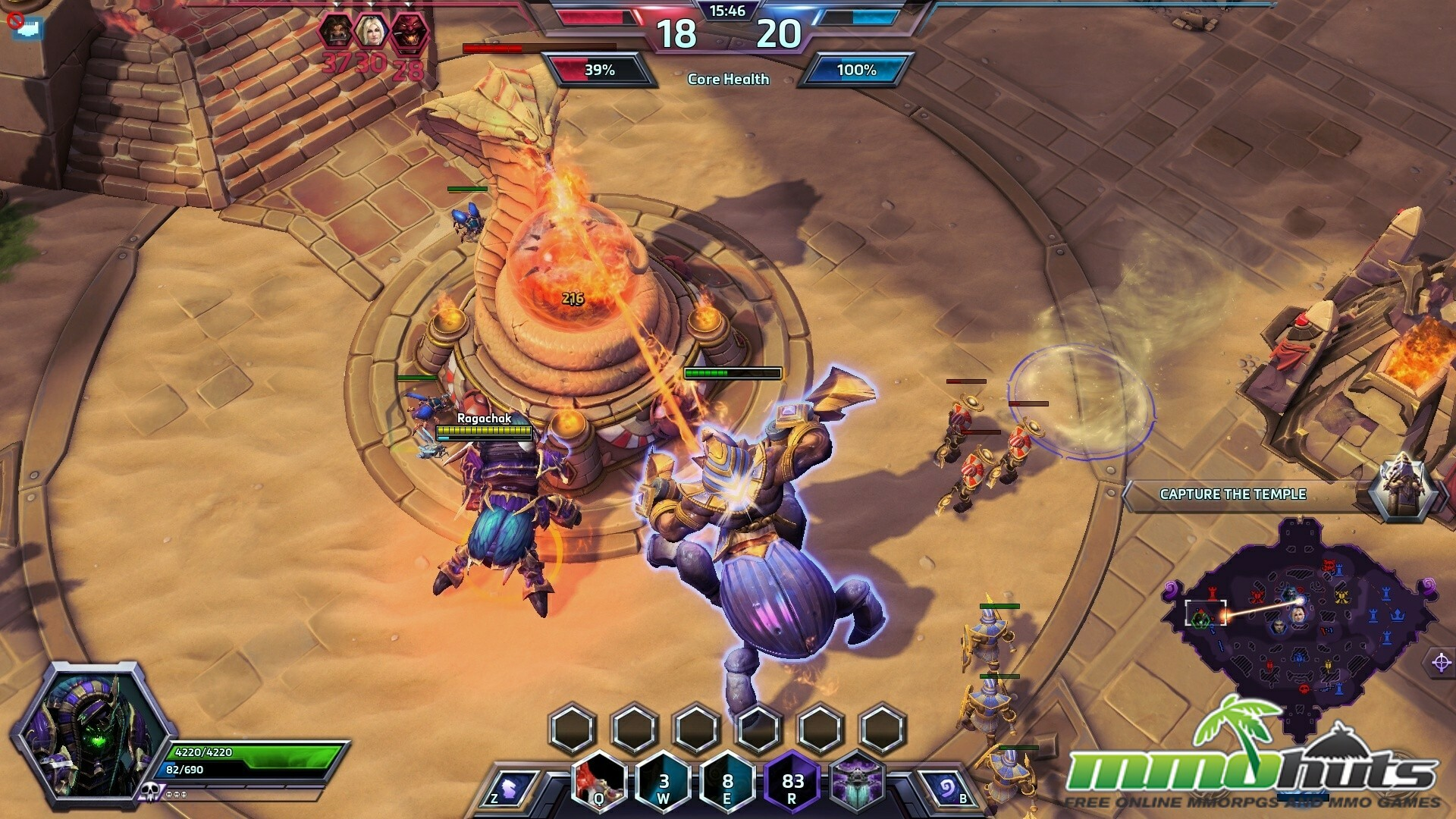 Heroes of the Storm Launch Review