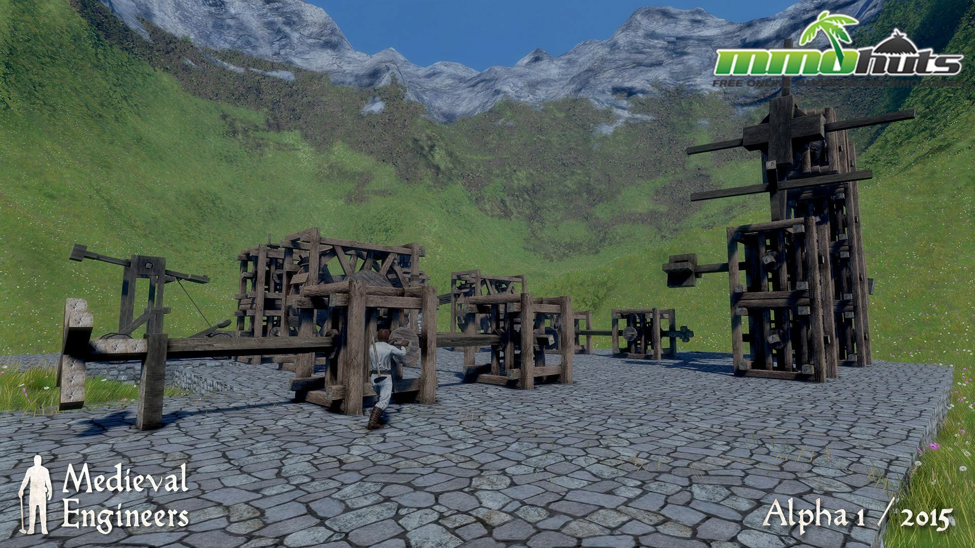 Medieval Engineers Castle Siege and Future Development Interview
