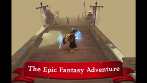 Arcane Legends App Store Trailer thumbnail