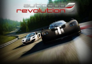 Auto_Club_Revolution Game Banner