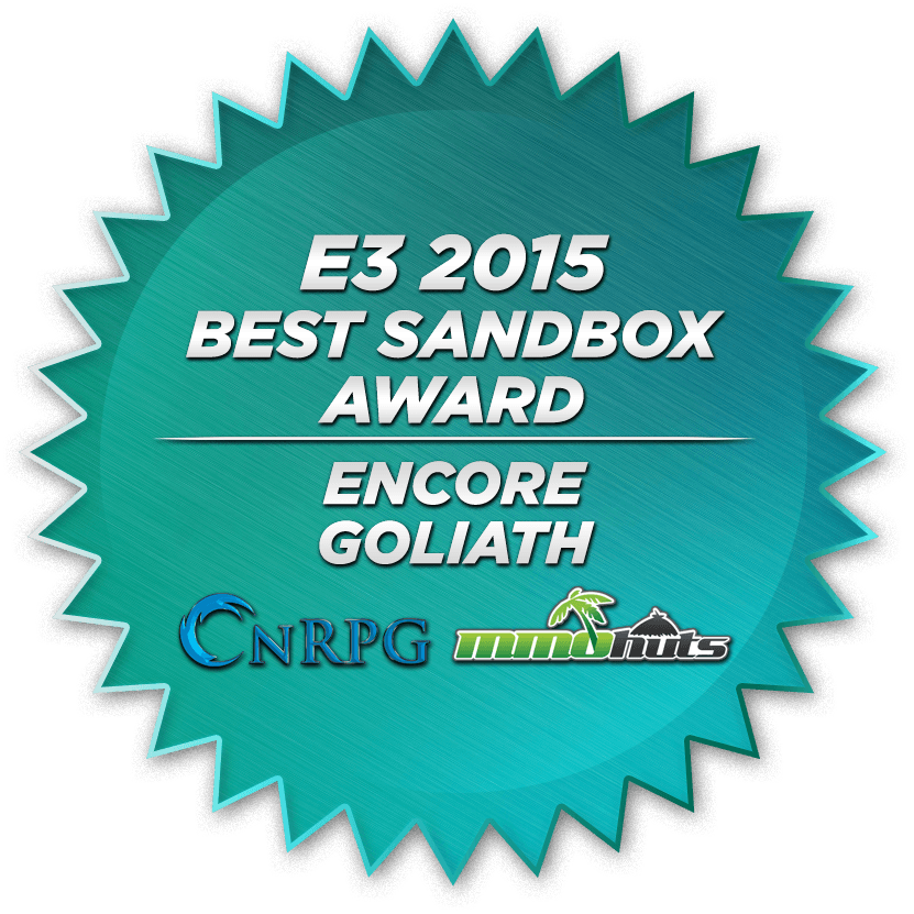 E3 2015 Best in Show Coop Awards: Best Sandbox