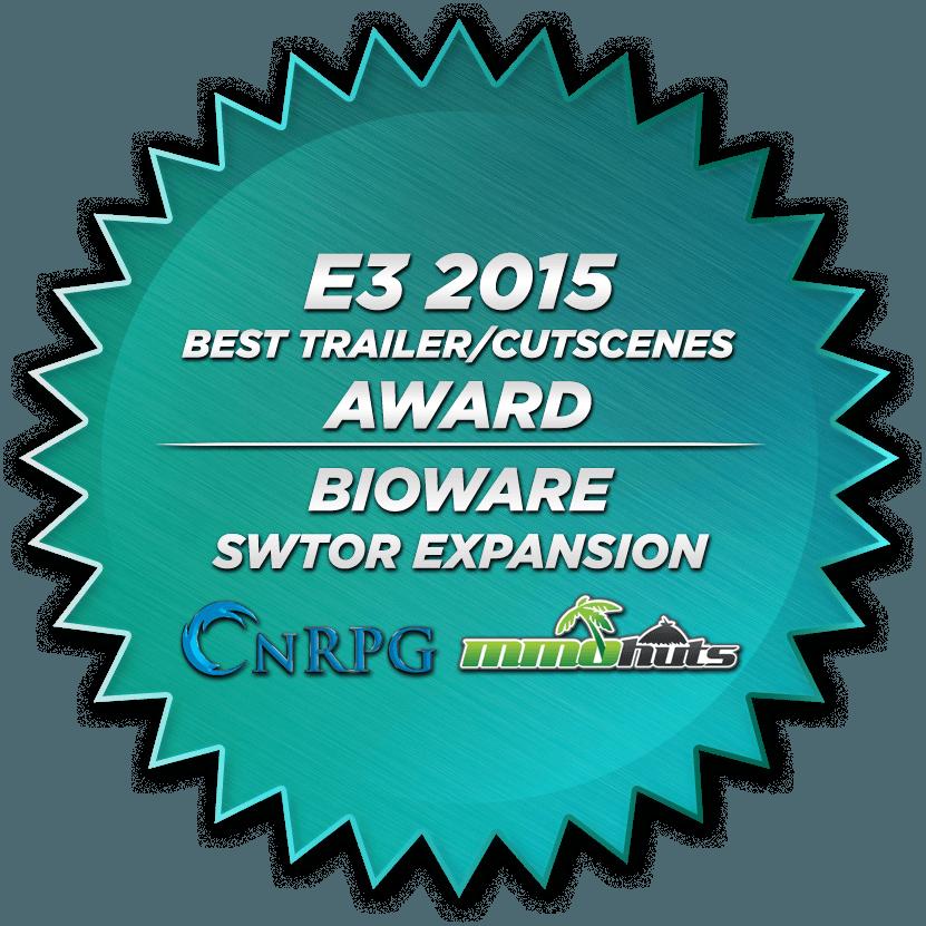 E3 2015 Best in Show Coop Awards: Best Trailer