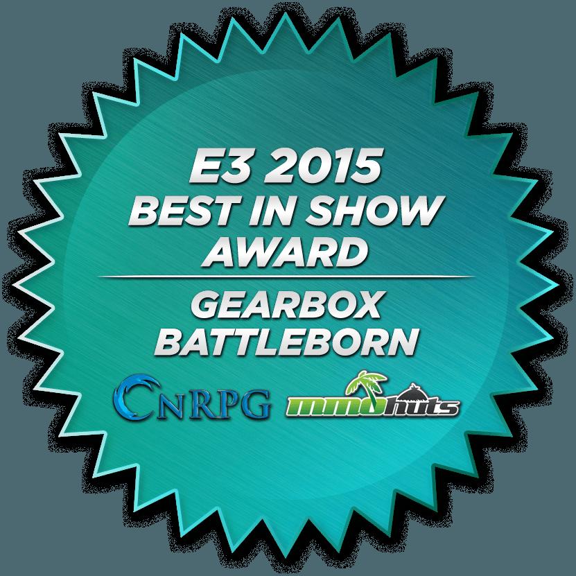 E3 2015 Best in Show Coop Awards: Best in Show