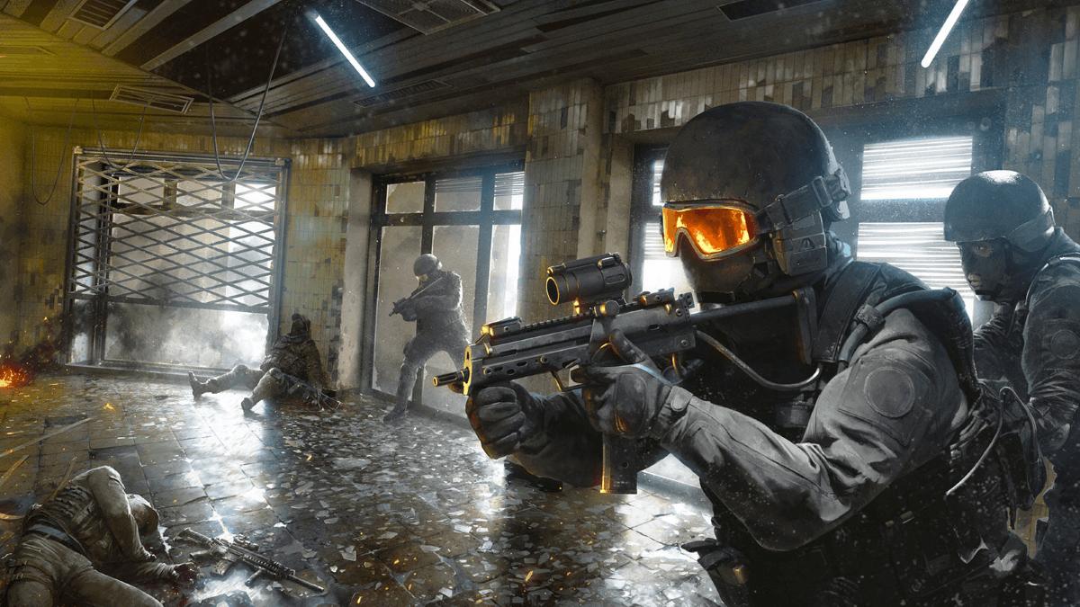 Tactical Multiplayer Shooter Burstfire in Development Now News Header