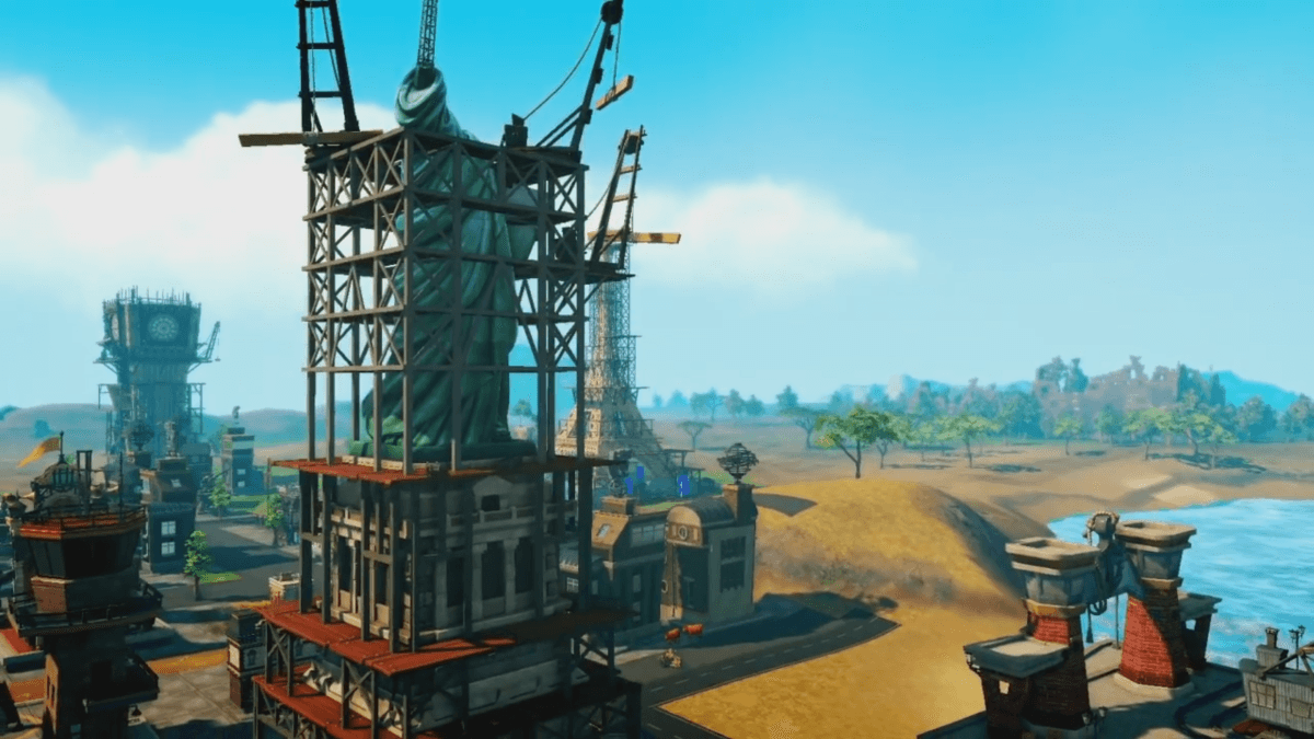 Civilization Online: Industrial Wonders Preview Video Thumbnail