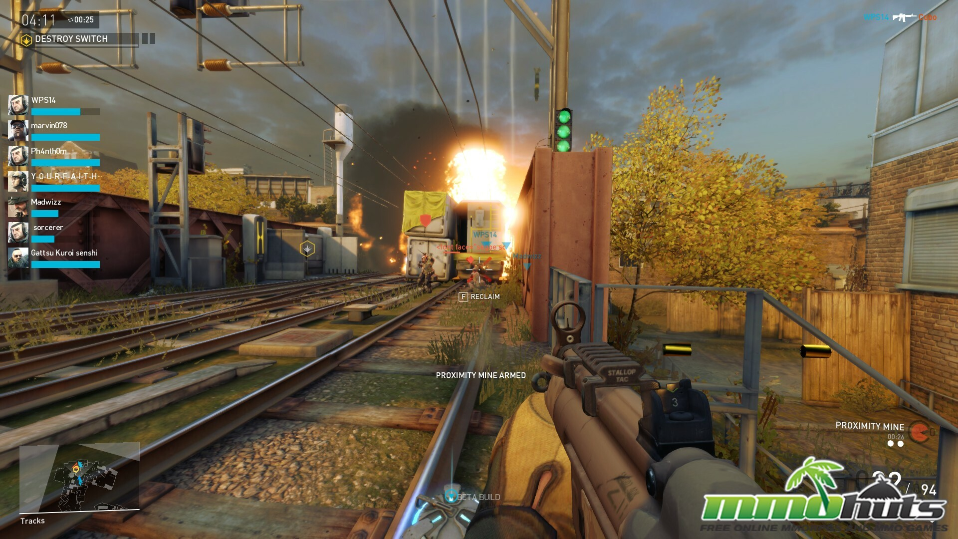 Dirty Bomb 2015 Beta Impressions