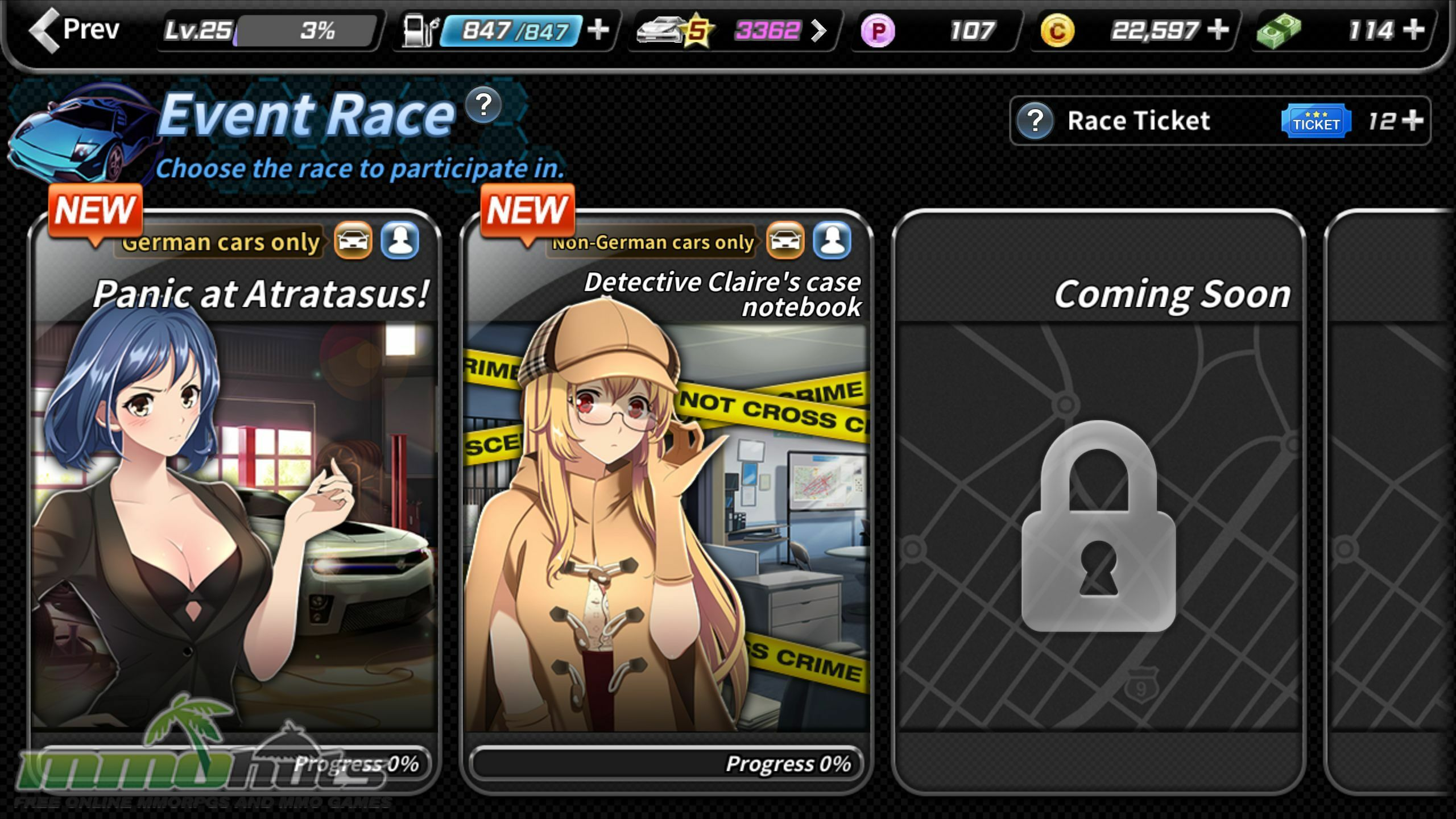 Drift Girls Android Mobile Review