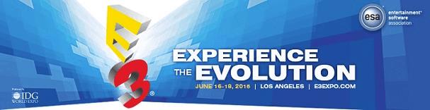 E3 2015 Banner