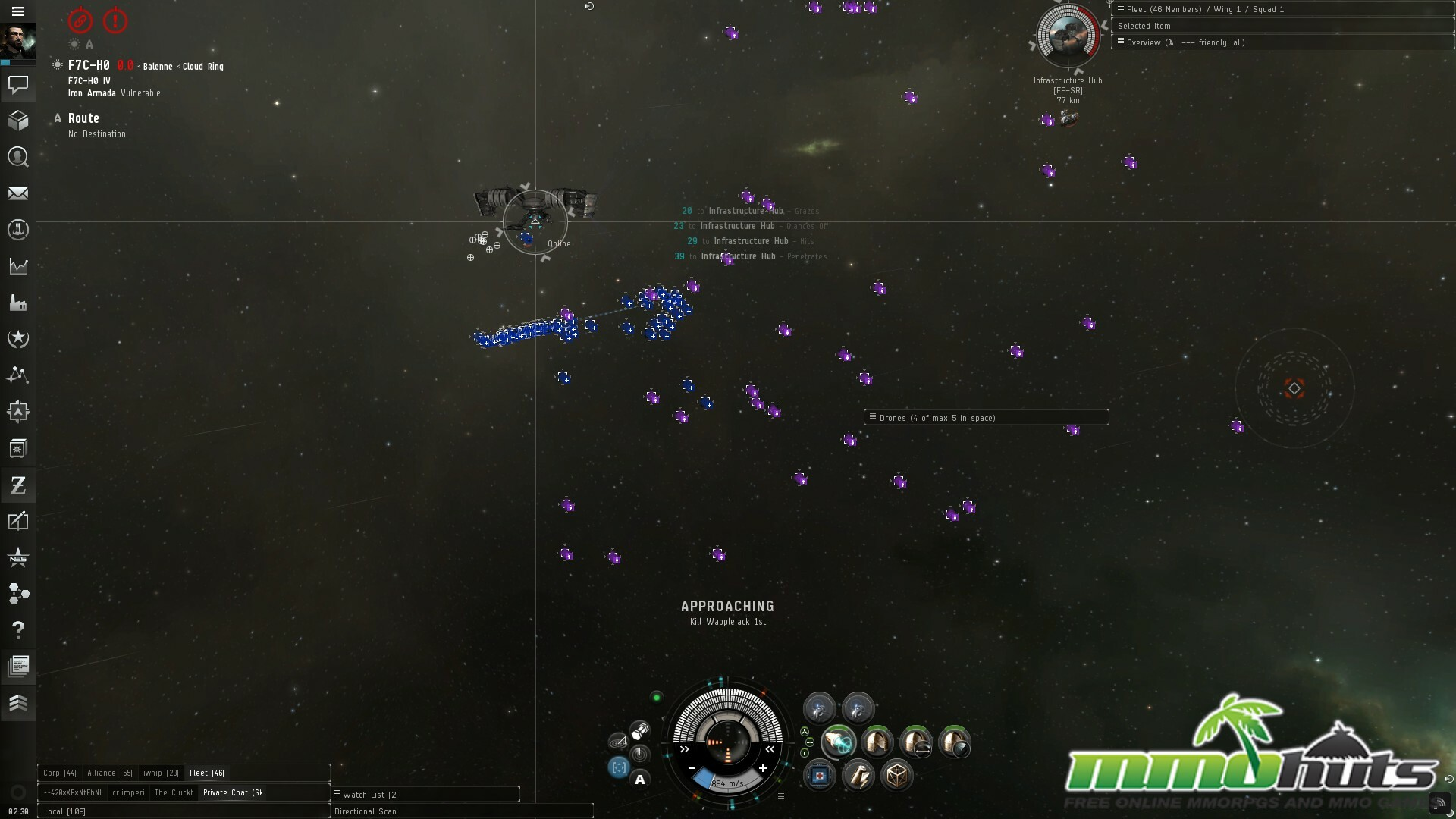 EVE Online Review 2015