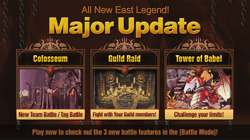 Com2us announces first major update to East Legend news header
