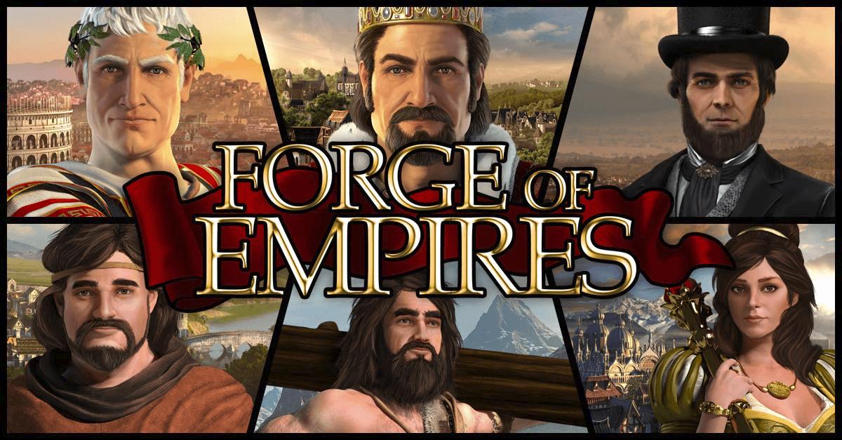 Forge of Empires Reaches 100 Million Euros Lifetime Revenue News Header