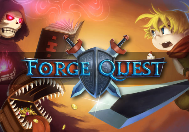 Forge_Quest Game Banner