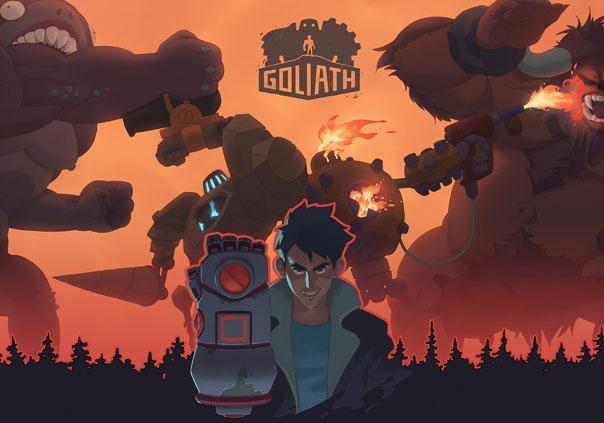 Goliath Game Profile Banner