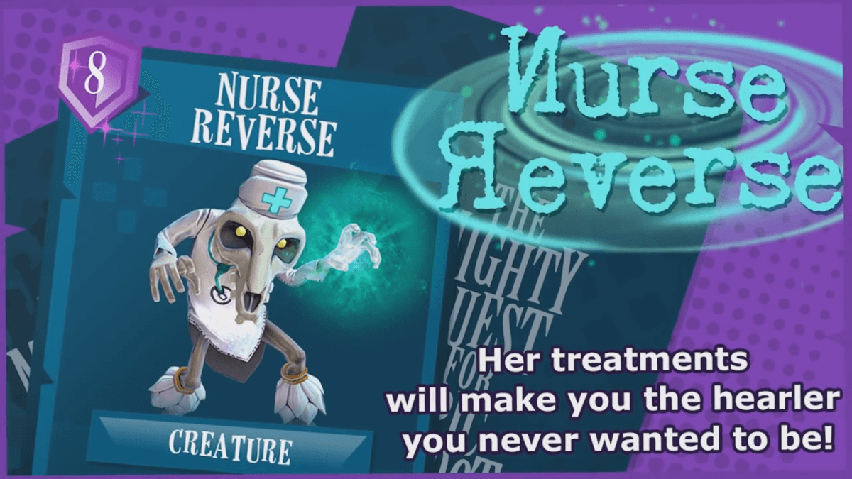 The Mighty Quest For Epic Loot: Nurse Reverse Preview video thumbnail
