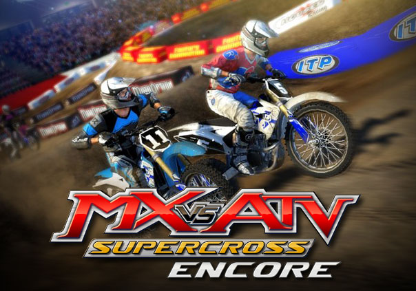 MX vs. ATV Supercross Encore Game Profile Banner