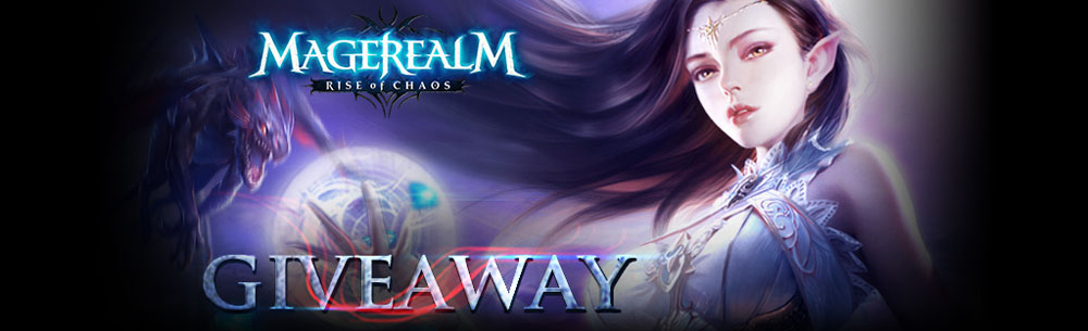 Magerealm Beta Pack Giveaway