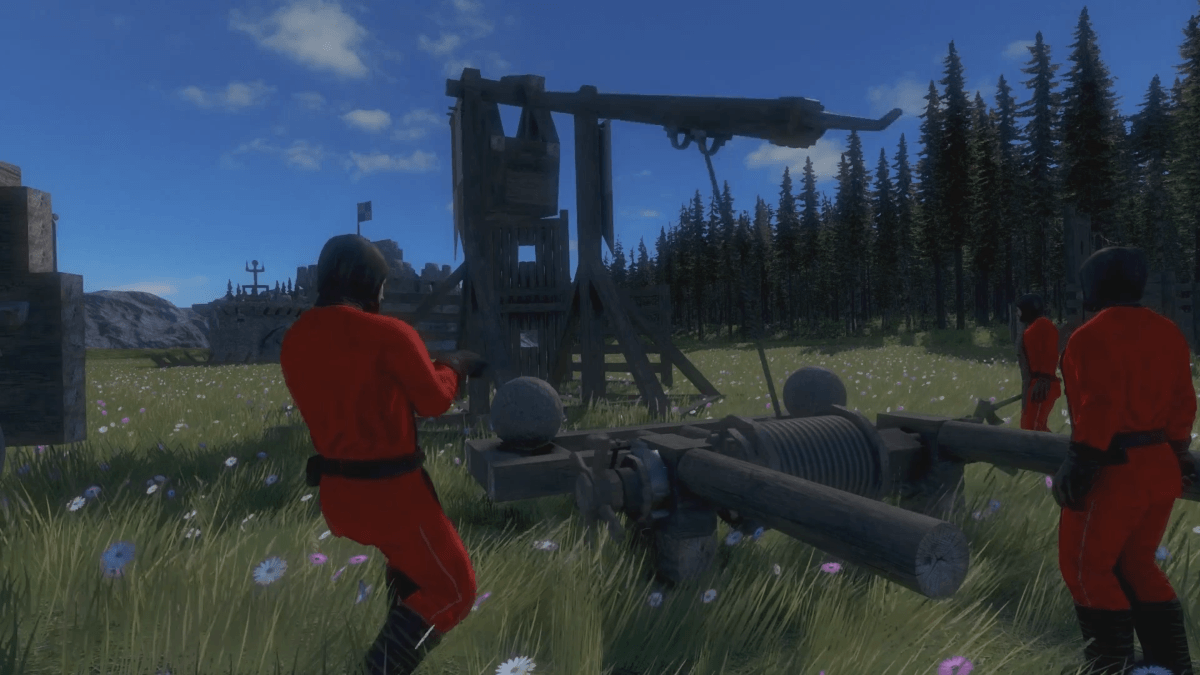 Medieval Engineers gets Castle Siege mode news header