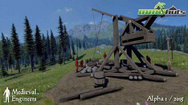 Medieval Engineers Interview MMOHuts
