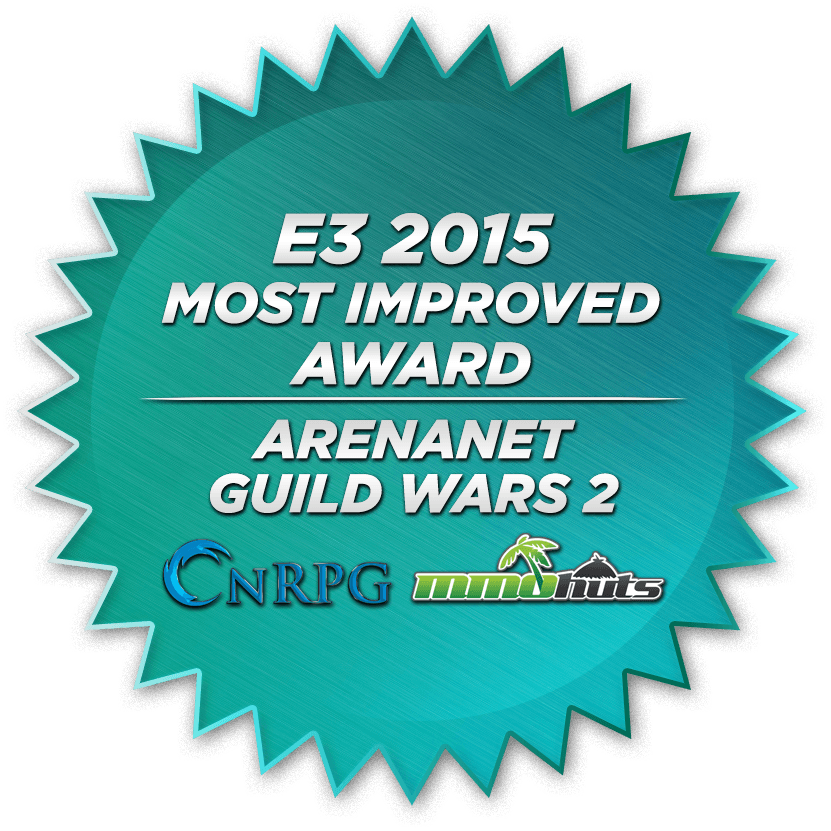 E3 2015 Best in Show Coop Awards: Most IMproved