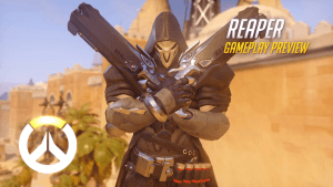 Overwatch Reaper Gameplay Preview Video Thumbnail