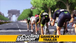 Pro Cycling Manager 2015 Gameplay Trailer Thumbnail