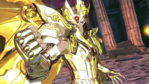 Saint Seiya: Soldiers' Soul Gameplay Video thumbnail