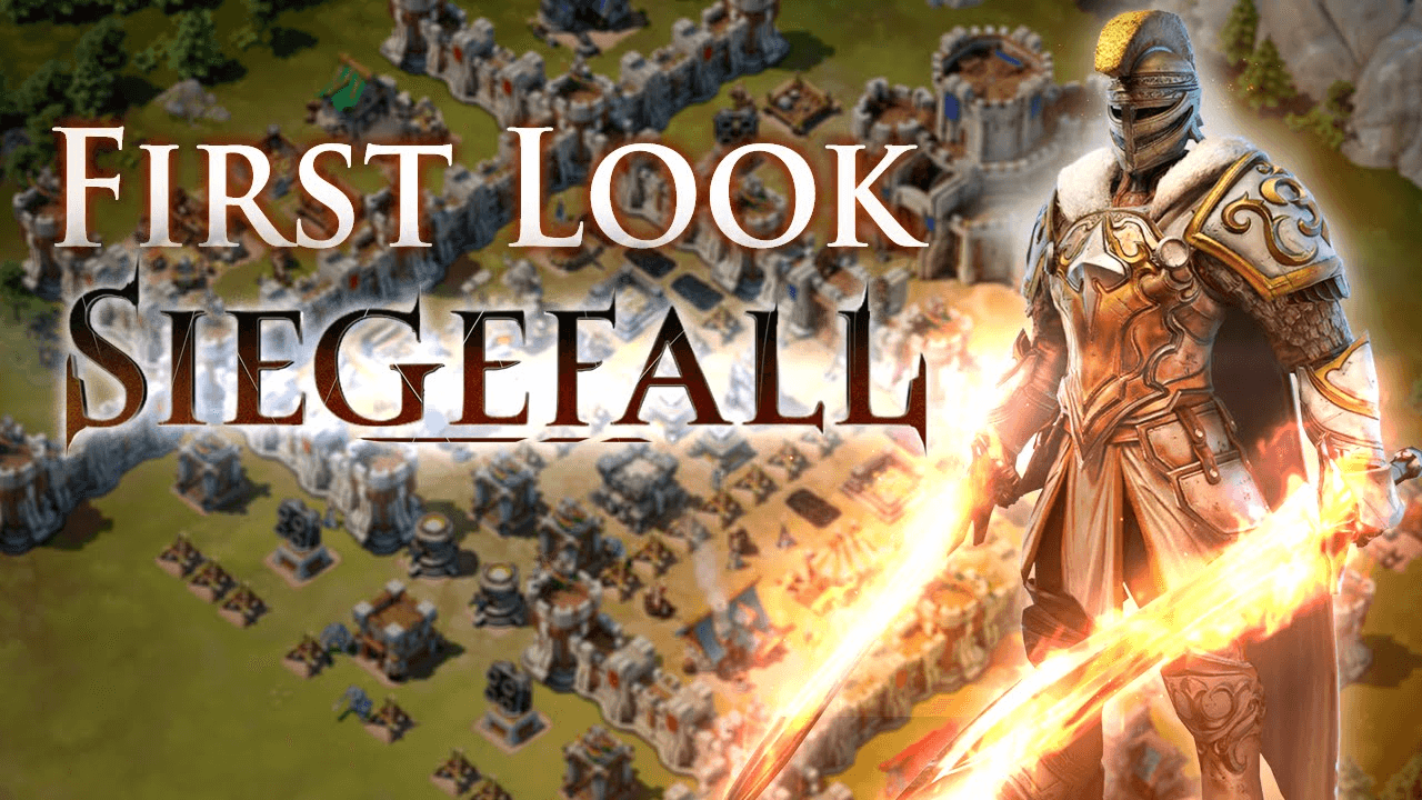 Siegefall Gameplay Preview video thumbnail