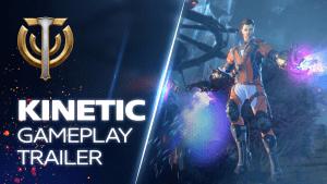 Skyforge - Kinetic Gameplay Trailer Thumbnail