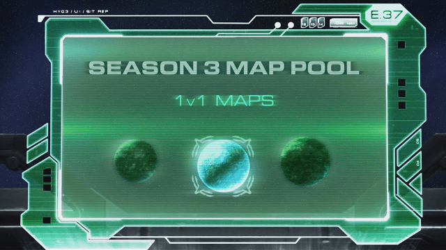 Starcraft II: Season 3 1v1 Map Preview video thumbnail