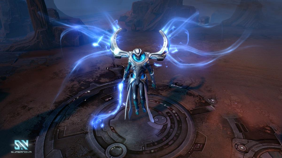 Supernova Introduces New Playable Character Aelius news header
