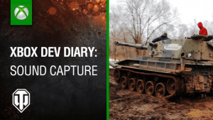 World of Tanks Xbox Dev Diary: Sound Capture Video Thumbnail