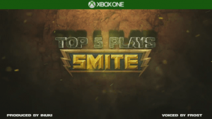 SMITE - Top 5 XBOX Plays #1 Video Thumbnail