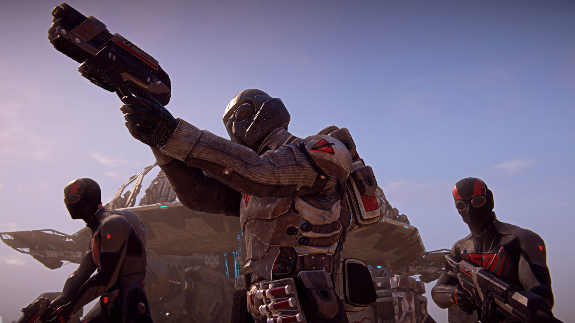 Planetside 2 PS4 Press Conference and Beta Key Raffle Event