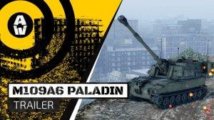Armored Warfare: Paladin Artillery Trailer thumbnail
