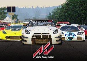 Assetto Corsa Game Profile Banner