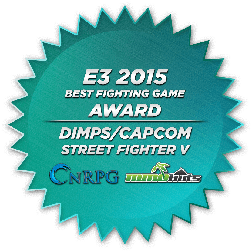 E3 2015 Best in Show Coop Awards Best Fighting Game
