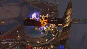 Chrono Wars Cross-server Domination Mode video thumbnail