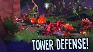 Dungeon Defenders II - PlayStation 4 E3 2015 Trailer Thumbnail