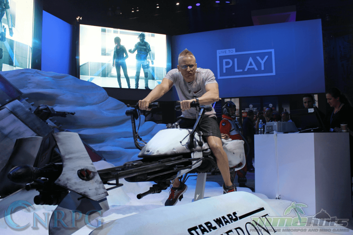 E3 2015 Day 3 Recap Pt 1 - SW Battlefront, BattleCry, Bierzerkers, and Torchlight Mobile! feature header