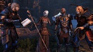 The Elder Scrolls Online: Tamriel Unlimited - Four Friends Promo Trailer Thumbnail