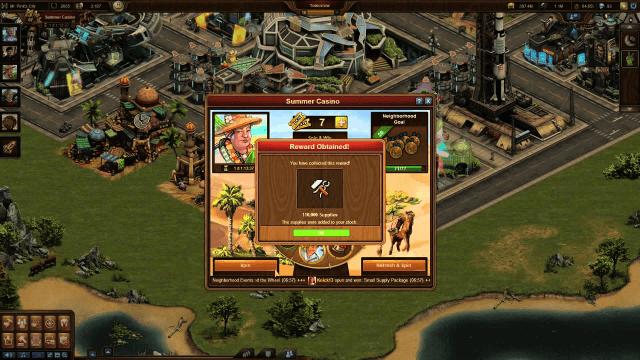 Grepolis - Commander of Rome Event Video Thumbnail