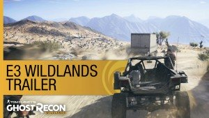 Tom Clancy's Ghost Recon Wildlands E3 2015 Reveal Trailer Thumbnail