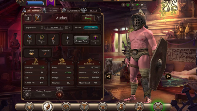 Gladiators Online Steam Trailer