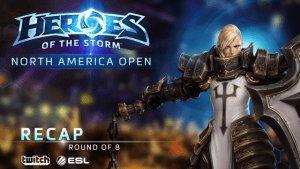 Heroes of the Storm - North America June Open Recap video thumbnail