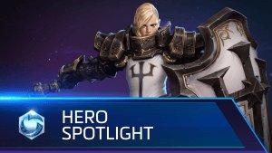 Heroes of the Storm: Johanna Spotlight Video Thumbnail